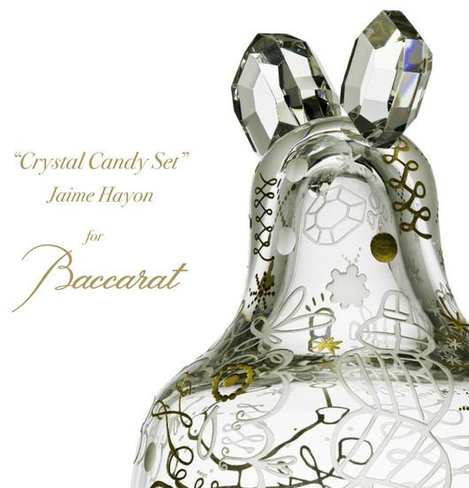 Cristal candy set