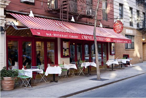 NY Corneliastreetcafe