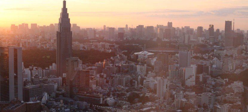 Tokyo, 2.