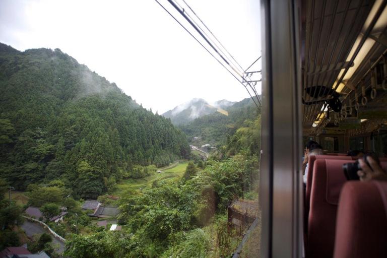 Koya paysage