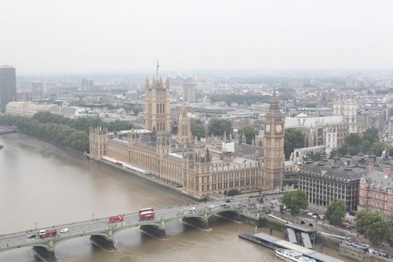 Londonfromtheeye
