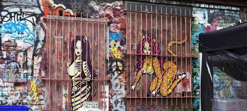 London* street art