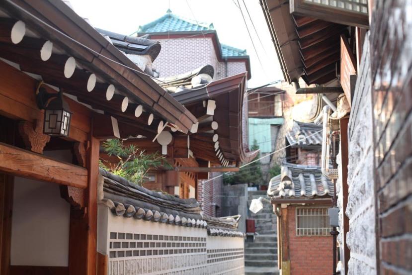 Séoul, Bukchon.