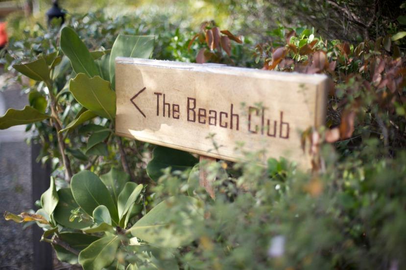 Beach club deluxe
