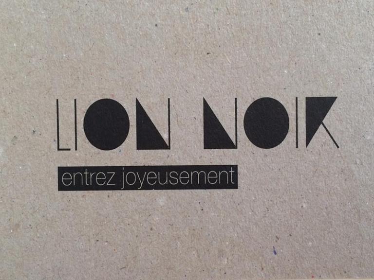 LionNoirCard