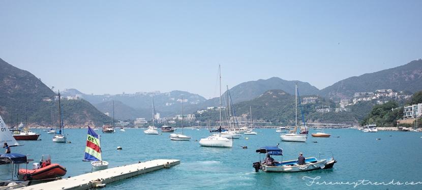 Deep Water Bay, HongKong.